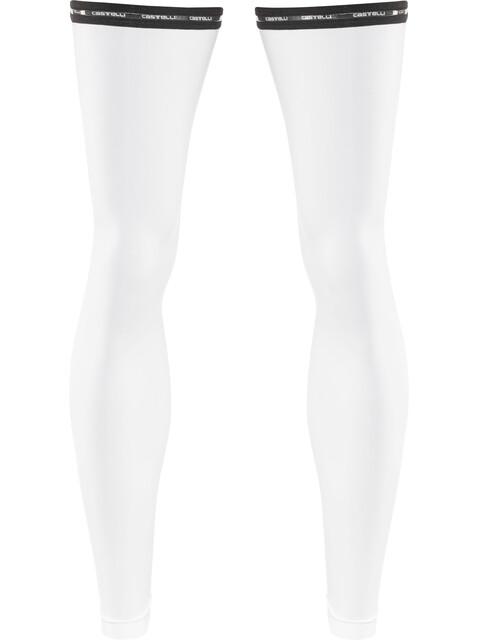 Castelli UPF 50+ Leg Warmer Unisex white